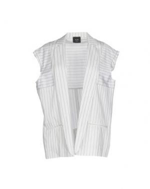 Пиджак ALYSI. Цвет: белый