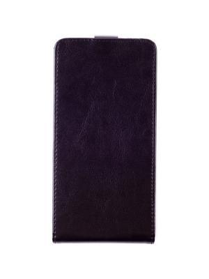 Флип-кейс для  Asus Zenfone 6 skinBOX. Цвет: черный