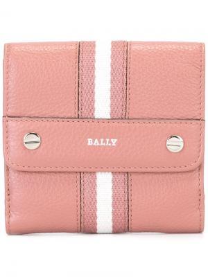 Кошелек для монет Bally. Цвет: розовый и фиолетовый