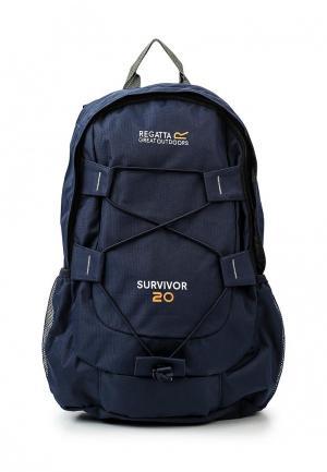 Рюкзак Regatta. Цвет: синий