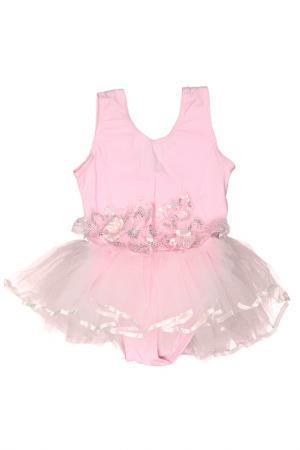 Платье Banino. Цвет: розовый
