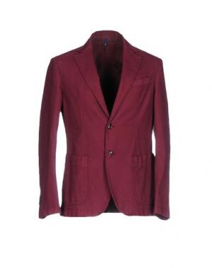 Пиджак DOMENICO TAGLIENTE. Цвет: пурпурный