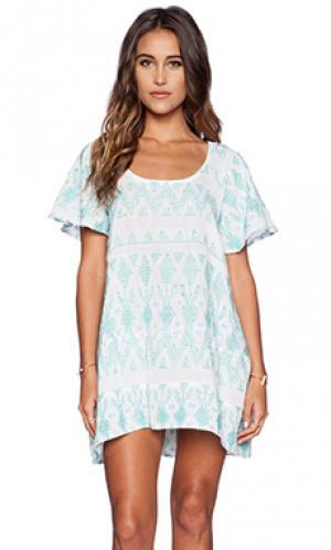 Tulum dress STELA 9. Цвет: blue