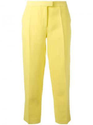 Укороченные брюки 3.1 Phillip Lim. Цвет: жёлтый и оранжевый