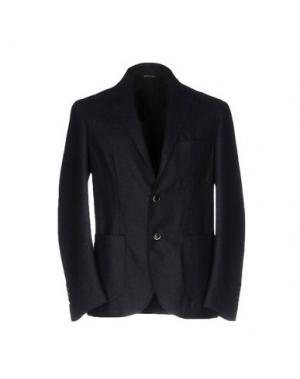 Пиджак MORRIS. Цвет: темно-синий