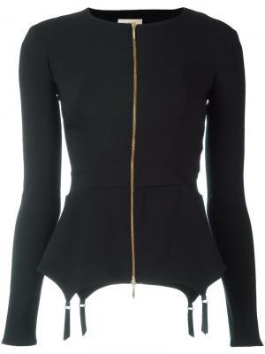 Fold blouse Murmur. Цвет: чёрный