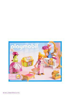 Королевская гардеробная комната Playmobil. Цвет: голубой