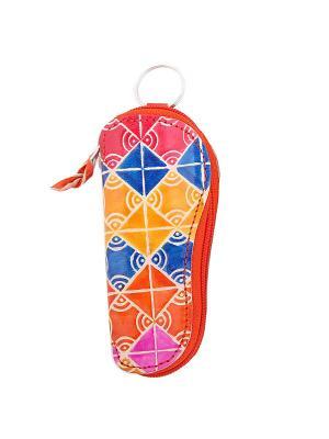 Футляр для ключей ГАНГ. Цвет: оранжевый
