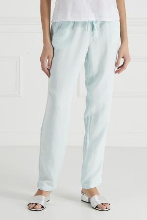 Укороченные брюки Princesse Tam-Tam. Цвет: зеленый