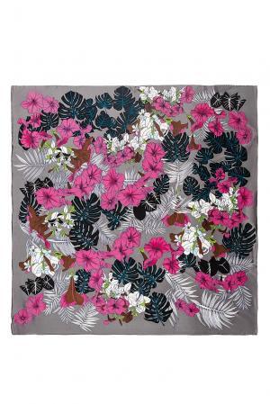 Шелковый платок 183364 Moltini. Цвет: разноцветный