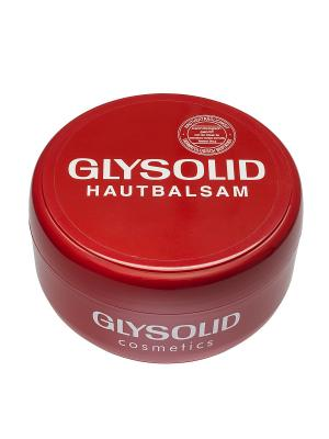 Бальзам для кожи, 200мл Glysolid. Цвет: белый