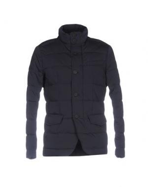 Куртка CIESSE PIUMINI. Цвет: темно-синий