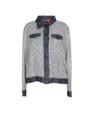 Куртка MANILA GRACE DENIM. Цвет: белый