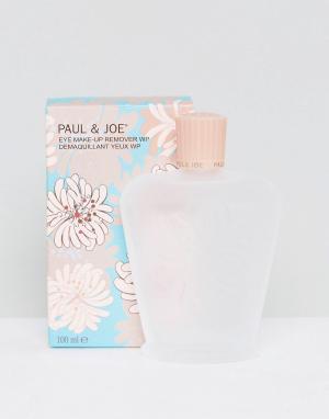 Paul & Joe Средство для снятия макияжа глаз 100 мл. Цвет: бесцветный