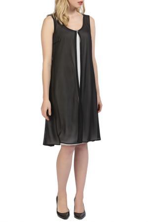 Платье Apanage. Цвет: черный