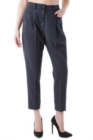 Trousers Cristina Gavioli. Цвет: blue