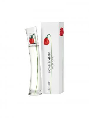 Flower edp 30 ml KENZO. Цвет: белый, красный