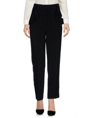 Повседневные брюки SHIRTAPORTER. Цвет: черный