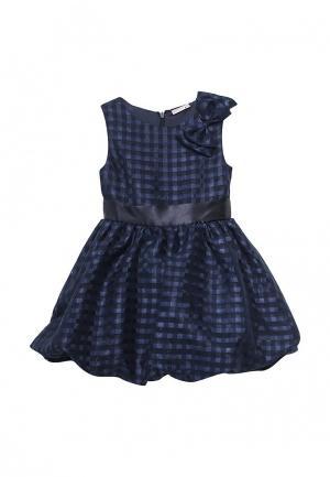 Платье Boom. Цвет: синий