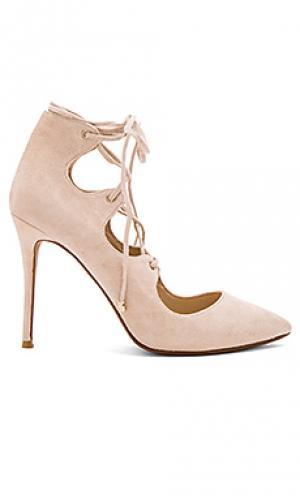 Туфли на каблуке tessa RAYE. Цвет: беж