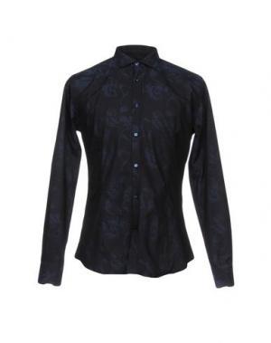 Pубашка EN AVANCE. Цвет: темно-синий