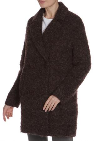 Пальто UP TO BE. Цвет: 777 - testa di moro