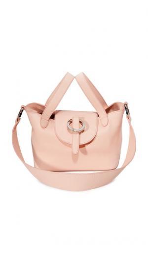 Маленькая сумка-портфель Rose la meli melo