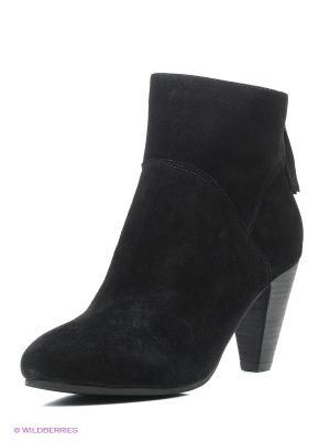 Полусапожки Shoe the Bear. Цвет: черный