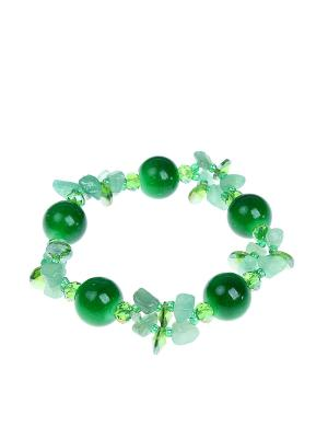 Браслет Migura. Цвет: зеленый