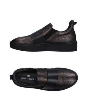 Низкие кеды и кроссовки JANET SPORT 11281197CR
