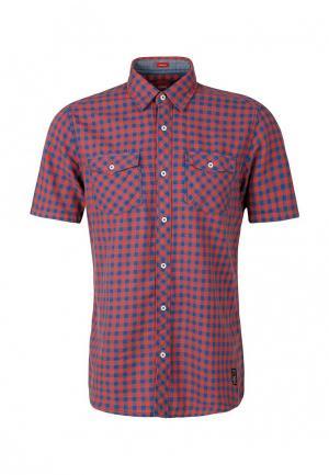 Рубашка s.Oliver. Цвет: красный
