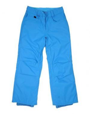 Лыжные брюки QUIKSILVER. Цвет: лазурный