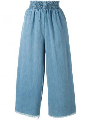 Джинсовые брюки Montery Rachel Comey. Цвет: синий