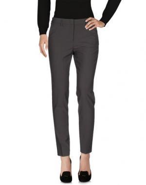 Повседневные брюки -A-. Цвет: свинцово-серый