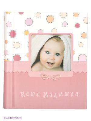 Фотокнига Our baby VELD-CO. Цвет: розовый