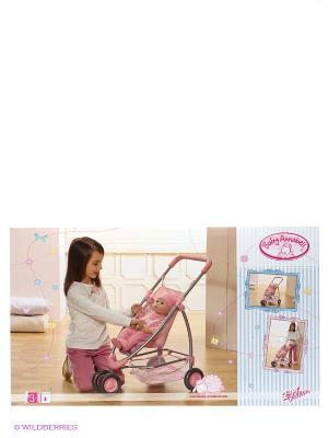 Игрушка Baby Annabell Коляска с сеткой, кор. ZAPF. Цвет: розовый