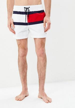 Шорты для плавания Tommy Jeans. Цвет: белый