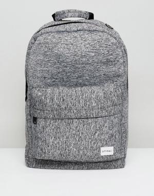 Spiral Серый меланжевый рюкзак. Цвет: серый