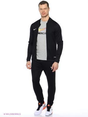 Спортивный костюм ACADEMY KNT TRACKSUIT 2 Nike. Цвет: черный, белый