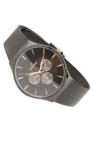 Наручные часы Essence. Цвет: черный, розовый
