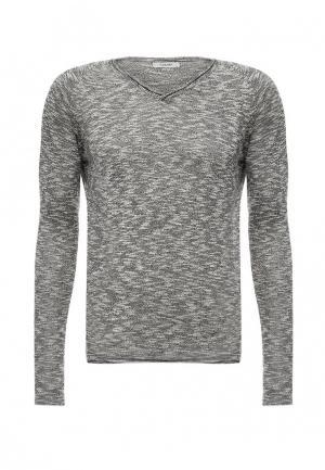 Пуловер Colins Colin's. Цвет: серый