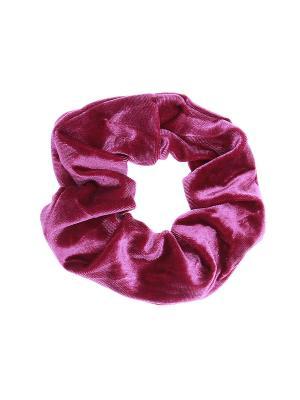 Резинка для волос Gusachi. Цвет: розовый