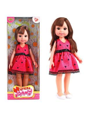 Кукла 31 см VELD-CO. Цвет: черный, красный