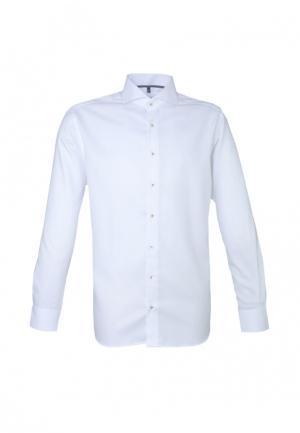 Рубашка Eterna. Цвет: белый