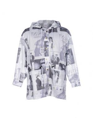 Куртка JOYRICH. Цвет: светло-серый