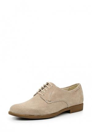 Ботинки Vagabond. Цвет: бежевый
