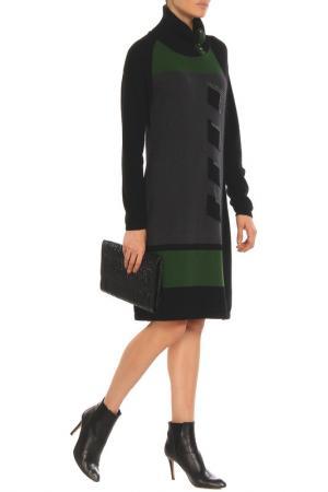 Платье Paola Joy. Цвет: зеленый