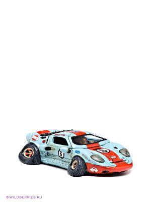 Машина Speed McQueen The Comical World of Stratford. Цвет: голубой, красный