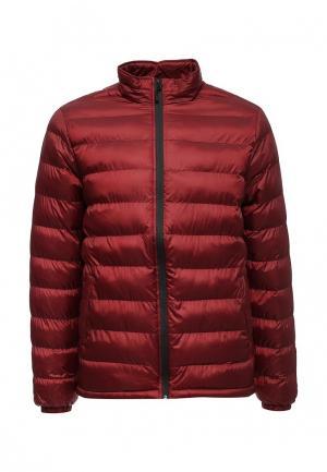 Куртка утепленная d-Struct. Цвет: бордовый