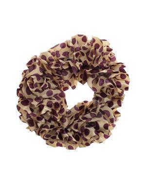 Резинка Infiniti. Цвет: бежевый, фиолетовый